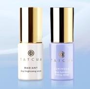Tatcha 美国官网:全场护肤、美妆,满$125以上 送价值$72的精华旅行装2个