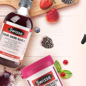 【品牌專場】PharmacyOnline中文網:澳洲保健品牌 Swisse 低至4折