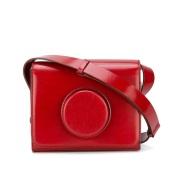【最后1只】巴黎小众文青品牌 Lemaire 红色相机包 $714(约5122元)