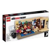 LEGO 乐高 IDEAS系列 The Big Bang Theory 生活大爆炸 $47.99(约348元)