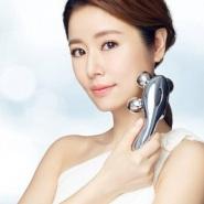 林心如同款:Refa 4 carat 四轮铂金微电流美容仪