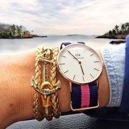 限时高返12%!【中亚Prime会员】Daniel Wellington 丹尼尔惠灵顿 0926DW 女性时装腕表