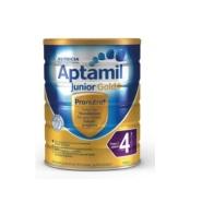 Aptamil 爱他美 金装4段婴儿奶粉 900g AU$23.95(约130元)