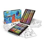【中亚Prime会员】Crayola 绘儿乐 海底总动员水彩画笔工具套装