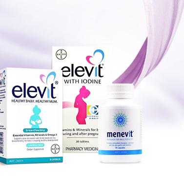 补货!PharmacyDirect药房中文网:Elevit 爱乐维 孕妇营养产品 全线9折