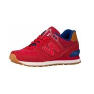New Balance 新百伦 574系列 经典复古配色女士运动跑鞋 $43.99(约319元)