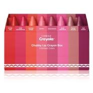 Clinique 倩碧 Crayola 合作款蜡笔小胖唇膏八色套装 $24.75(约179元)