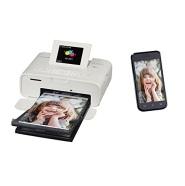 【中亚Prime会员】Canon 佳能 Selphy CP1200 白色无线彩色照片打印机