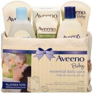 【中亚Prime会员】Aveeno 艾维诺 日常婴儿护理母婴礼品套装