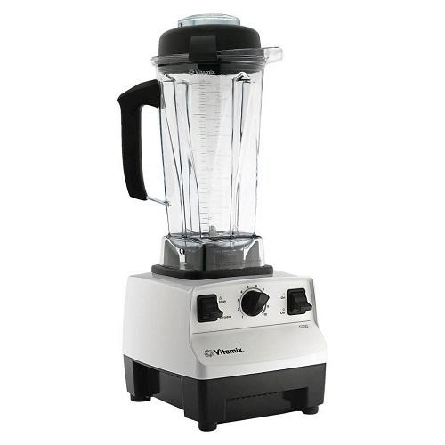 【中亚Prime会员】Vitamix TNC5200 白色破壁料理机搅拌机