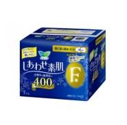 Kao 花王 乐而雅 敏感肌400mm 夜用护翼卫生巾 7片装 折后