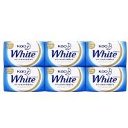【日亚直邮】Kao 花王 White 纯植物提取花香香皂 6块