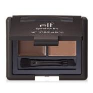 【中亚Prime会员】E.L.F 美国专业双色眉粉+眉胶 棕色系 2g