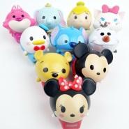萌翻了!【美亚直邮】Lip Smacker x Disney Tsum Tsum 润唇膏2支装