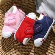 【中亚Prime会员】MikiHouse 宝宝学步鞋、雨靴等,低至327元