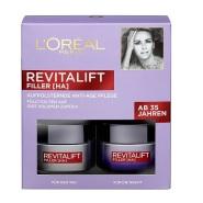母亲节礼物!【德亚直邮】L'Oréal Paris 巴黎欧莱雅 复颜光学嫩肤套装 日霜+晚霜