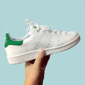 "Adidas ""Stan Smith"" 绿尾小白鞋 $60(约435元)"