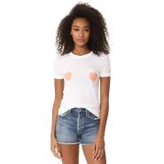 【55海淘节】Ins博主热爱的潮牌 Ganni 水果图案短袖T恤 $51(约369元)