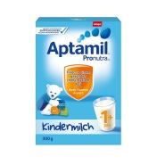 补货!【德亚直邮】Aptamil 爱他美 1+段奶粉 1岁以上 300g*8盒