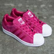 adidas 阿迪达斯 Originals  Superstar 女款贝壳头运动鞋