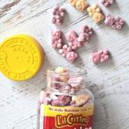【美亚直邮】L'il Critters 小熊儿童维生素D3+钙水果味软糖150粒