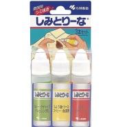 生活小神器:KOBAYASHI 小林制药 衣物去污笔组合装 10ml×3支 375日元(约23元)