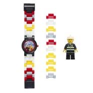 【德亚直邮】LEGO 乐高 消防员儿童玩具手表 9003448