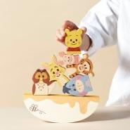 Belle Maison 千趣会 disney 迪士尼 木质儿童平衡玩具 6458日元(约388元)