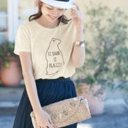 Belle Maison 千趣会 96%以上UV CUT 抗菌防臭T恤 1990日元(约119元)