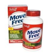 【美亚自营】Schiff Move Free 维骨力绿瓶 氨糖软骨素+MSM 120粒