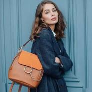 Ssense:Chloe Faye Backpack 背包三色上新