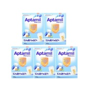 【德亚直邮】Aptamil 爱他美 婴幼儿奶粉 1+ 600g x5盒装