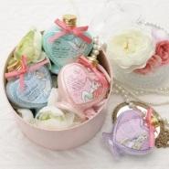 Belle Maison 千趣会 Disney 迪士尼 公主爱心入浴剂 648日元(约39元)