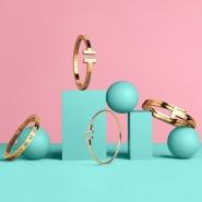 Net-A-Porter UK:Tiffany & Co 戒指、手镯等首饰 上新!