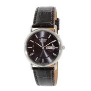 【美亚自营】 Citizen 西铁城 BM8240-03E 男士黑色真皮表带光动能手表