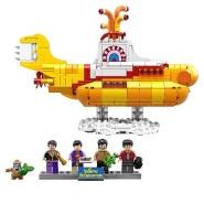【美亚自营】LEGO 乐高 Ideas系列 披头士 Yellow Submarine 黄色潜水艇 21306