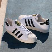 【5折!】Adidas 阿迪达斯 Originals Superstar 80's 男士金标小白鞋
