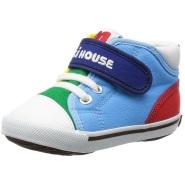【中亚Prime会员】MIKIHOUSE 三木 帆布 二段学步鞋 到手价534元