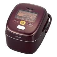 【日亚直邮】ZOJIRUSHI 象印 电饭煲 压力IH式 5.5合容量(1L容量) NP-YT10-VD 降价至 32646日元(约1959元)