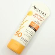 【中亚Prime会员】Aveeno 艾维诺 SPF50 燕麦保湿防晒隔离霜 85g