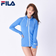 FILA 女士沙滩防晒衣服UPF50+/接触冷感 2192日元(约132元)