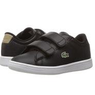 Lacoste Kids Carnaby Evo G117 3 SPI 童款魔术贴运动鞋 $29.99(约217元)