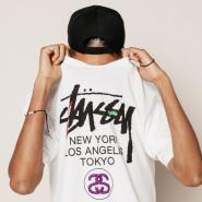 【$9起!】Urban Outfitters US 官网:美式街头风潮牌 Stussy 男士T恤、帽子 低至$9