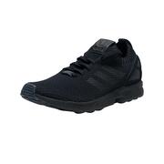 額外6折 Adidas ZX Flux Primeknit 男士運動鞋 全黑 $59.97(約434元)