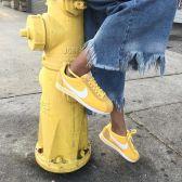 """我不會再錯過的一款鞋 Foot Locker:精選 Nike 初代跑鞋""""Cortez"""" 系列運動鞋 額外9折+包郵"""