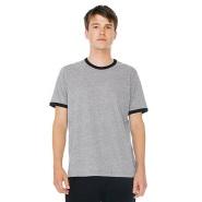 炒鸡白菜价!【美亚直邮】American Apparel 男士圆领T恤