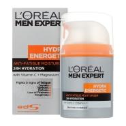 【凑单好物】L'Oréal Paris 欧莱雅 男士劲能保湿护肤霜 50ml £5(约44元)