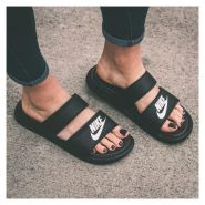 NIKE 耐克 Benassi Duo Ultra Slide 时尚女子拖鞋