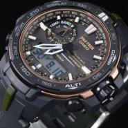 【美亚自营】Casio 卡西欧 Pro Trek PRW-S6000Y-1CR 男款光动能电波登山手表