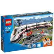 LEGO 乐高 城市系列 60051高铁火车
